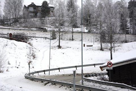 UTBEDRES: Brekkebakken i Ringebu.