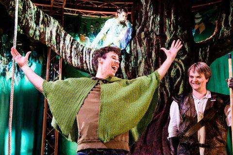 KAN VINNE PRIS: Teater Innlandets «Jeg er Robin Hood».