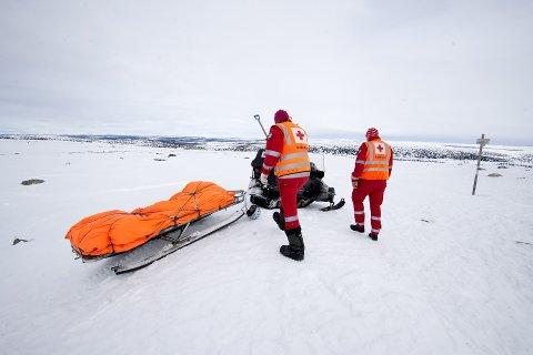Røde Kors bisto i ni ulike situasjoner i Hedmark og Oppland gjennom palmehelga.