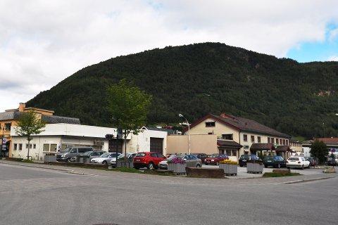 KJØPER SHELL-TOMTA: Sel kommune har fått godkjent sitt bud på Shell-tomta i Otta sentrum.