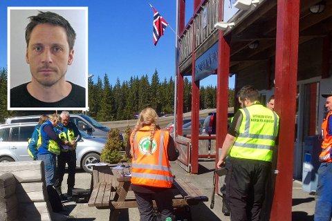 Politiet ønsker opplysninger om Stig Ingar Evje, som har vært savnet fra en hytte på Natrudstilen siden klokka 08.30 onsdag.