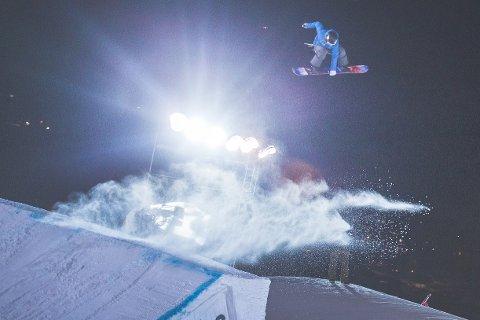 Narvik vil ha høye svev på brett i 2018. Det ønsker de for å bygge seg mer kompetanse foran eventuelt alpin-VM i 2025.