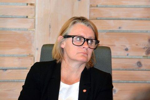 FORTJENT: - Velfortjent lønnstrinn til renholderne, mener Gro Vasbotten i Norsk Tjenestemannslag ved Høgskolen i Innlandet. Renholderne var den eneste yrkesgruppen som ble belønnet for koronainnsatsen med et lønnstrinn.