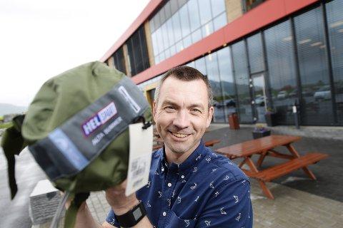 OPPKJP: Heretter vil Swix-senteret på Storhove også omfatte telt og soveposer, når Bjørn Krekke og ledelsen i Swix kjøper den norske familiebedriften Helsport.