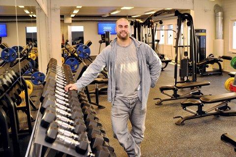 Espen Nordhagen er glad for optimismen blant alle på Sjusjøen når han nå skal bygge treningssenter i sentrum.
