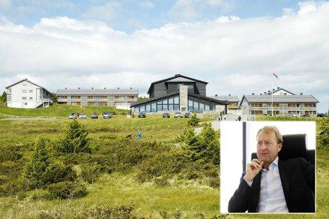 Bjørn Rune Gjelsten ønsker å gjøre mer ut av eierskapet på Pellestova i Øyerfjellet.
