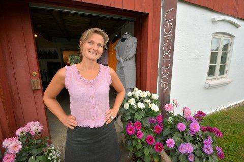MYE JOBB, målbare resultater: Edel Urstad var den som tok initiativet til samarbeidet «Midt i Mjøsa» et prosjekt som har skaffet tilflytting og verdiskapning i et fraflyttingsområde.