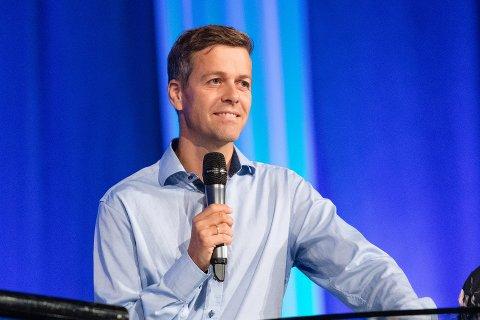 VERDIER: KrF-leder Knut Arild Hareides distanse til Frps Sylvi Listhaug i debatten om kristne verdier     preger debattene fram mot årets valg.