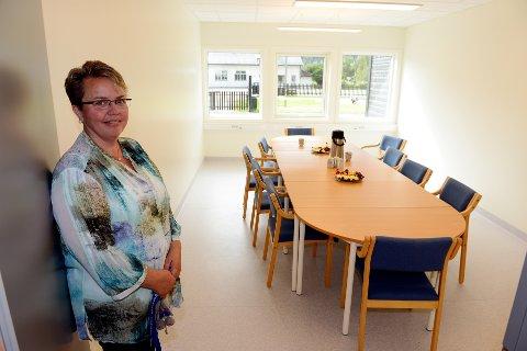 Rektor ved Kvam skole, Benedicte Lillegård, skal begynne i ny jobb.