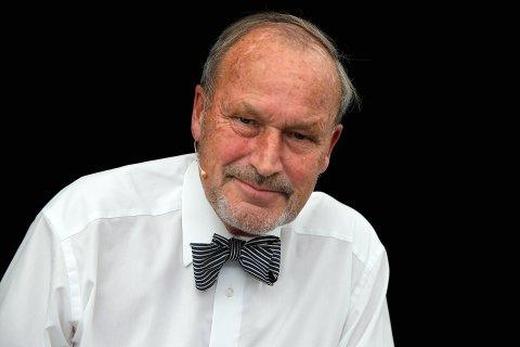 PER FUGELLI: «Takk Norge - og god vakt!», var hans siste ord til offentligheten.