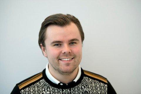 Alexander Eriksson.