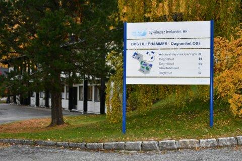 OMSTILLING: Sykehuset Innlandet foreslår å legge ned døgnenheten ved det distriktspsykiatriske senteret i Bredebygden ved Otta.