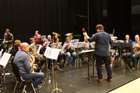 Otta musikkforening arrangerer korpscup for 29. gang lørdag 20. oktober.