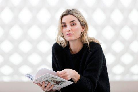 """Camilla Pihl forteller om oppturer og nedturer i boka """"Pihl i hjertet"""". Foto: Gorm Kallestad / NTB scanpix"""