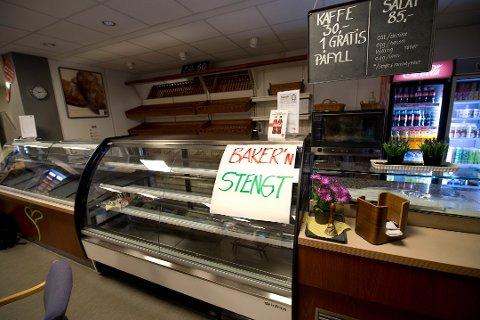 NY DRIFT: Til uka blir det ny drift i lokalene der Baker Hansen drev i Kirkegata.