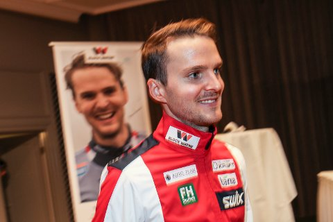 Kombinertutøver Jørgen Graabak er klar foran helgens verdenscup på Lillehammer.