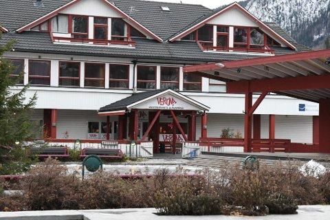 Otta steakhouse åpner snart i disse lokalene på Otta.