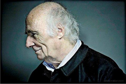 TIL NORSK LITTERATURFESTIVAL: Poeten og matematikkprofessoren Jacques Roubaud gjester Lillehammer.