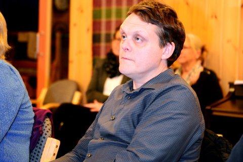 Geir Inge Stadeløkken er leder i Vågå Ap.