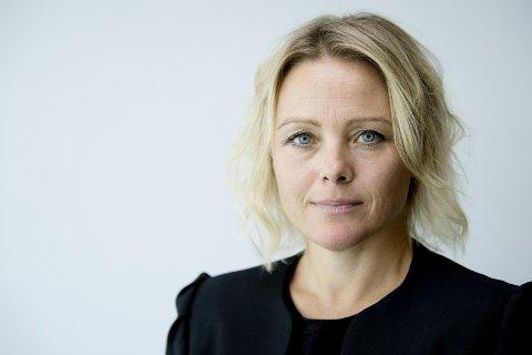 Nyhetsredaktør i GD, Anne Marie Løkken.
