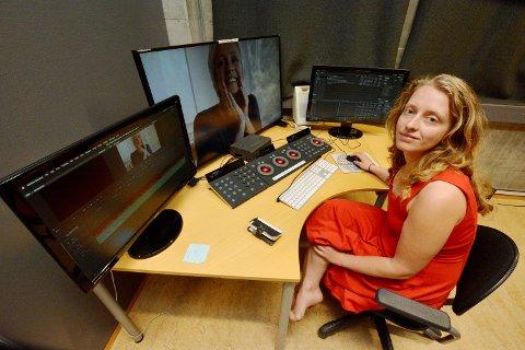 Barbora Hollan var student i det første kullet på dokumentarfilmlinja ved Den norske filmskolen i Lillehammer. Hun reagerer på at studiet settes på pause , og at det ikke tas opp nye studenter i år slik det skulle.