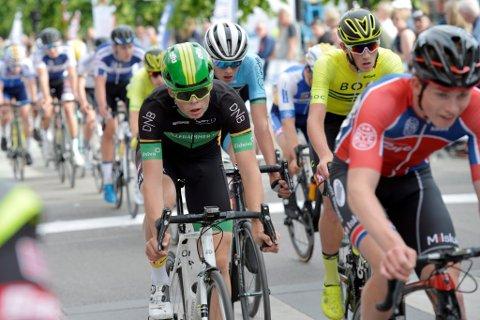 Ådne Holter endte på 11. plass i gaterittet, men var fornøyd med NM-innstasen.