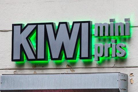 Logo til dagligvarekjeden Kiwi.