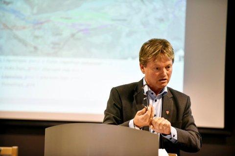 SKUFFET: Ringebu-ordfører Arne Fossmo er skuffet på vegne av Lillehammer-regionen, Hafjell og Kvitfjell etter at Narvik ble innstilt som norsk VM-søker i alpint om ni år.