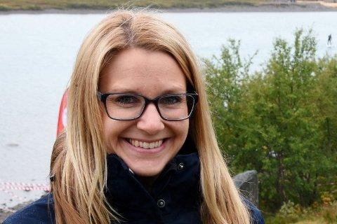 MarithaBjørnbeth er festivalsjef for Fjellfilmfestivalen.