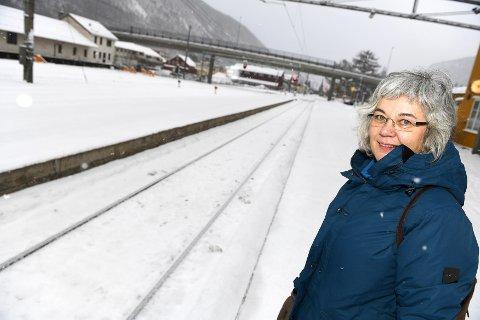 Gro Heitkøtter er fornøyd med slik det er i dag.
