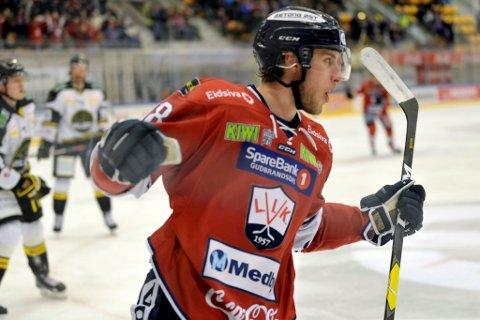 Jacob Lundell Noer blir i Lillehammer IK en sesong til.
