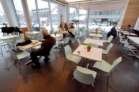 Matveveriet i Lillehammer Kunstmuseum.