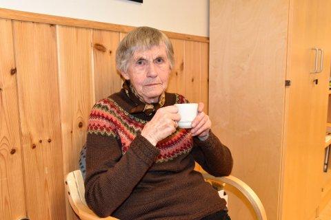 Sigrid Bakke har vært tilknyttet frivilligsentralen i Vågå fra første dag den ble åpnet.