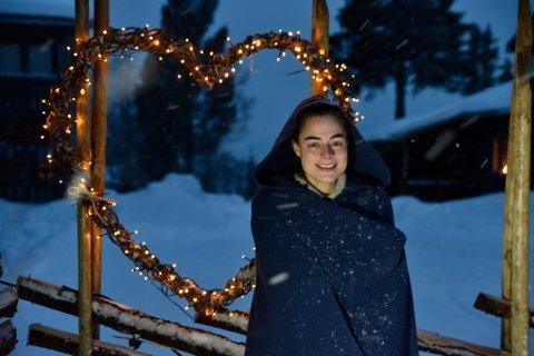 Madalena Sousa Helly-Hansen ser fram til rollen som Kristin Lavransdater.