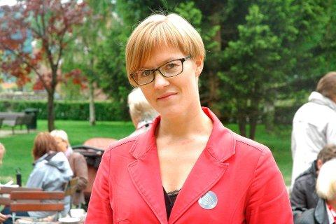 Lina Undrum Mariussen tok over som kunstnerisk rådgiver i Norsk litteraturfestival i årene 2013-2015 Arkiv