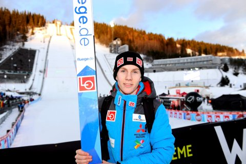 Mats Bjerke Myhren er klar for en ny sesong med toppidrettssatsing i hoppbakken.