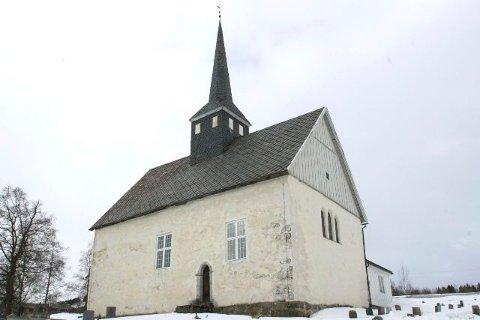 Follebu kirke ble reist på slutten av 1200-tallet. Det totale behovet for renovering beløper seg til 2,8 millioner pluss mva.