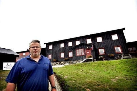 - Vi merker økt etterspørsel etter denne type rom, sier styreleder ved Rondane Høyfjellshotell, Pål Berthling Hansen.