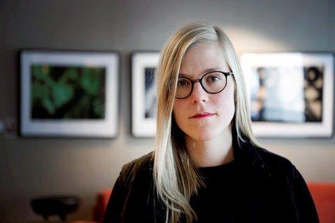 AKTUELL FOR FILMFESTIVALEN I CANNES: Johanna Pyykkö, tidligere registudent ved Den norske filmskolen i Lillehammer.