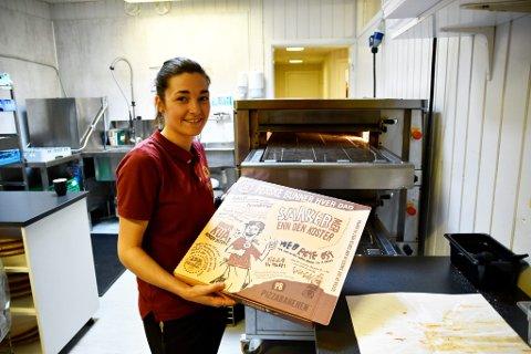 Rykende fersk restauranteier, Malene Rindhølen (22)