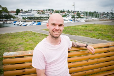 Eirik Broms, daglig leder i Privatundervisningen AS Foto: Kjetil Broms