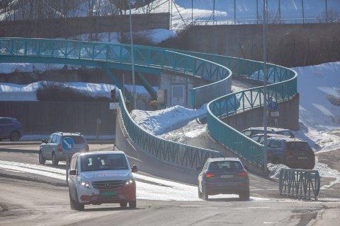STØV: Hansjordnesbukta er en av de mest forurensede områdene i Tromsø. Nå viser det seg at moderne dieselbiler kan gjøre lufta renere.