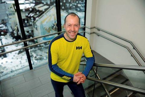 Jostein Wahl er ny daglig leder i Lillehammer FK. – Jeg gleder meg til å jobbe med fotball på heltid, sier han.