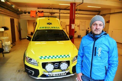 – Innlandet gir  hjelp til Viken i forbindelse med jordskredet på Gjerdrum. Slik må det fungere, sier divisjonstillitsvalgt for Delta i Sykehuset Innlandet, Kjetil Eide fra Otta.