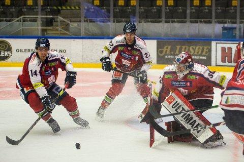 Ben Holmstrom, Brendan Ellis, Joona Partanen og resten av Lillehammer-laget har gått fra det helt gnistrende til det held begredelige så langt i sesongen. Torsdag kveld møter de Vålerenga.