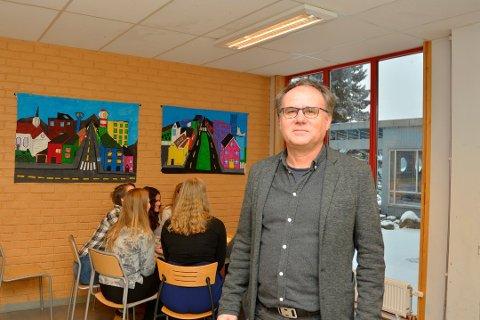 Skolesjef Trond Johnsen i Lillehammer kommune.