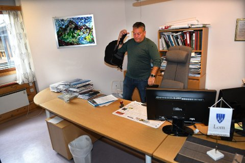 Ordførar i Lom, Bjarne Eiolf Holø (Sp), og resten av formannskapet vil sjå på moglegheitene for å utvikle regionen samla, basert på eksisterande struktur.