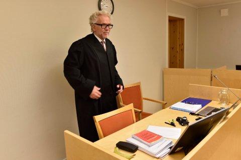 Politiadvokat Lars Rune Ringvik er aktor i saken.