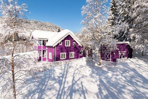 – Kjøper sier at de har funnet drømmehuset, og selger er fornøyd, sier Kathrine Rosenvinge, eiendomsmegler i DNB Eiendom om boligssalget.