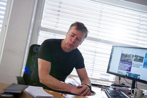 Ansvarlig redaktør og daglig leder i Valdres Media, Ivar Brynildsen, går av neste sommer.